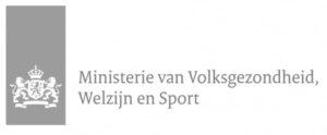 Ministerie van VWS logo